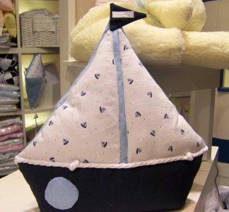 Almohadon barco