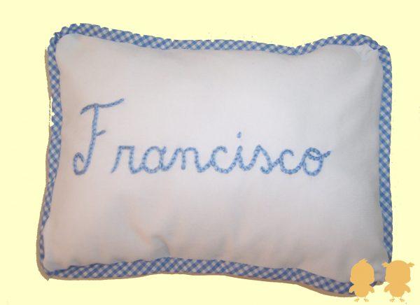 almohadon francisco