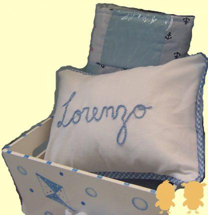almohadon lorenzo